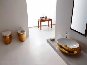 Customise your bathroom with luxury basin finishes
