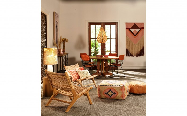 20190354C CARPET COURT Carpet Dreamtime Clay Moroccan
