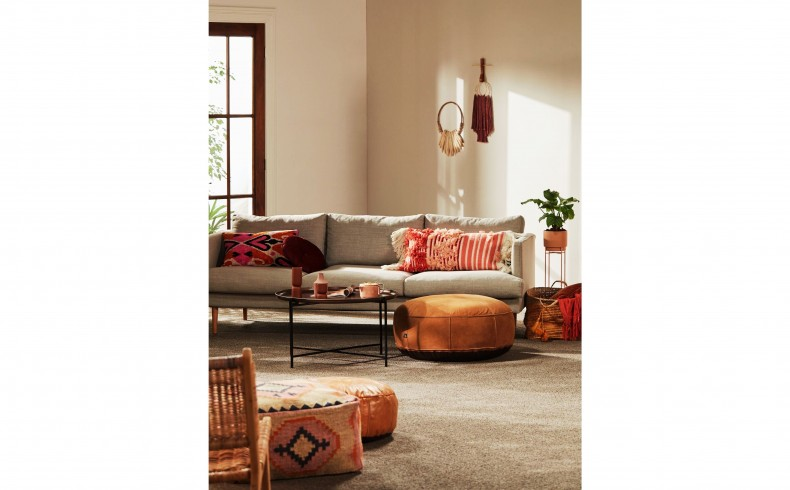 20190354D CARPET COURT Carpet Dreamtime Clay Moroccan