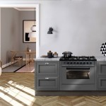 20190413A ILVE Grigio Lusso range of ovens