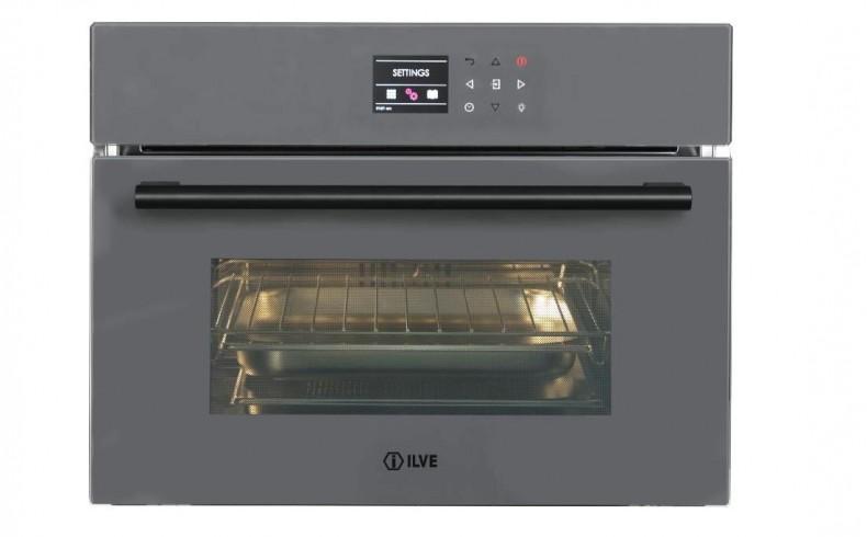 20190413D ILVE Grigio Lusso range of ovens