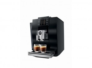 JURA Z6 coffee machine with artificial intelligence