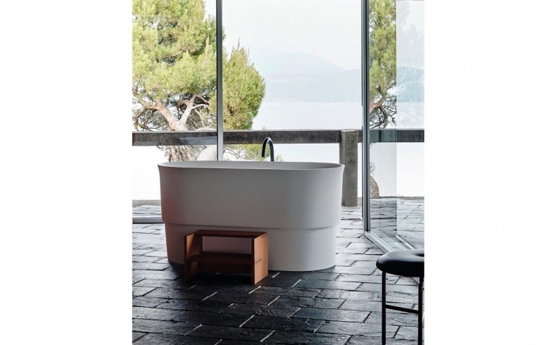 20190425A ARTEDOMUS Agape Bathware Immersion Bathtub