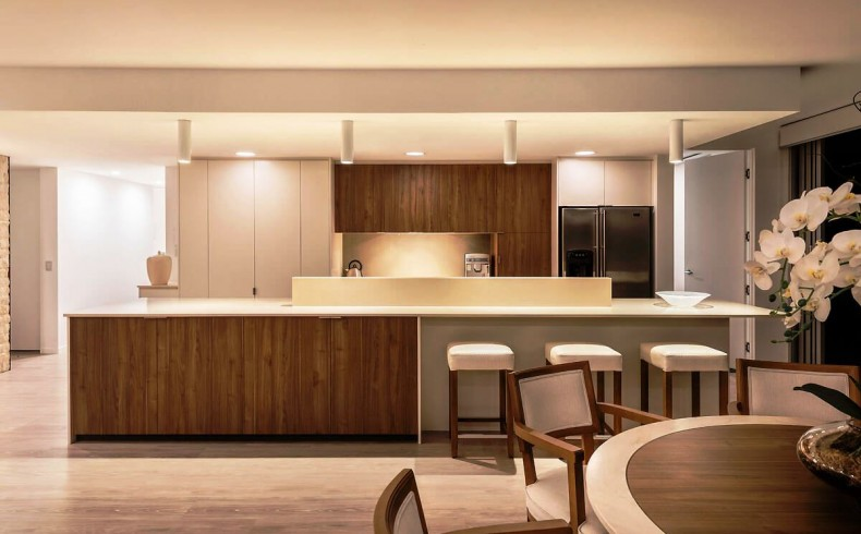 20190434B Corian Ultraspace penthouse benchtop