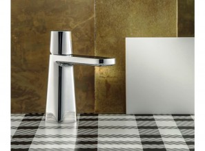 Sleek tapware range by Italian designer Federico Castelli