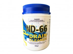 "The ""Big Gun"" of drain cleaners"