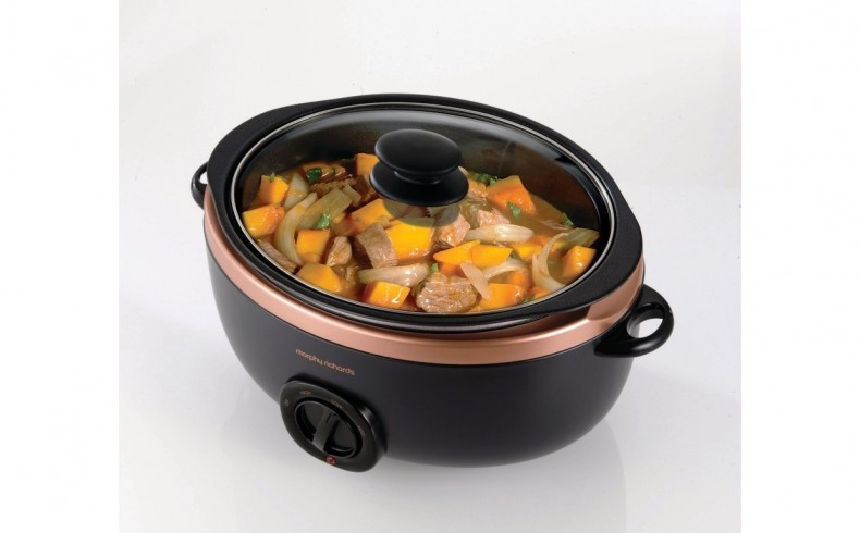 20190518A Morphy Richards slow cooker