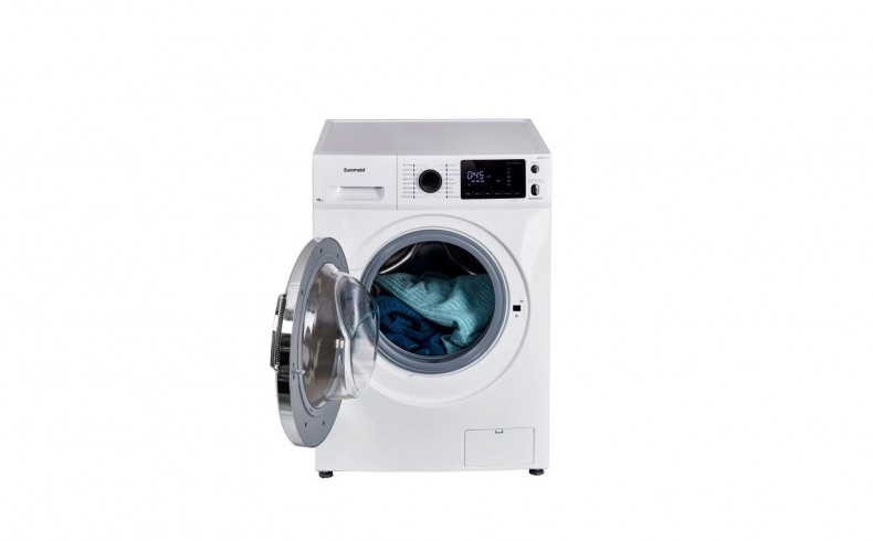 20190524A EUROMAID WMFL10 10kg washer
