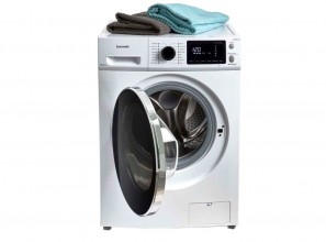 10kg front load washer and 10kg/7kg washer dryer combo