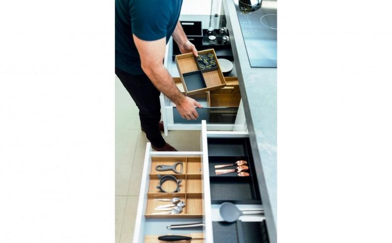 20190533B HAFELE Fineline drawer inserts