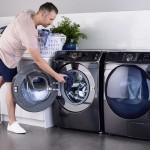 20190535A SAMSUNG 16kg AddWash & Samsung 10kg Hybrid Heat Pump Dryer