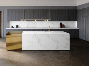 The two latest Caesarstone colours