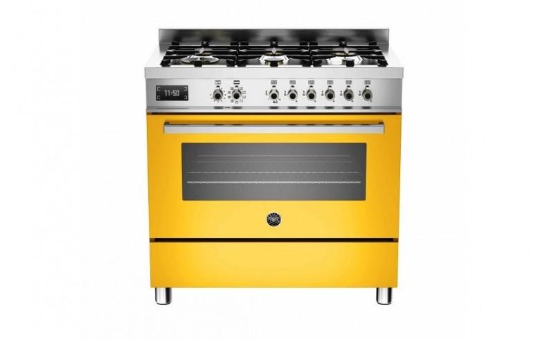20190621D BERTAZONNI Professional Upright Electric 90cm Yellow