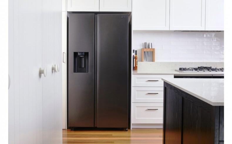 20190632A SAMSUNG side x side fridge