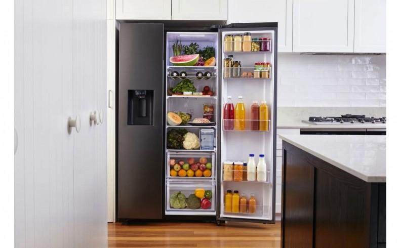 20190632B SAMSUNG side x side fridge