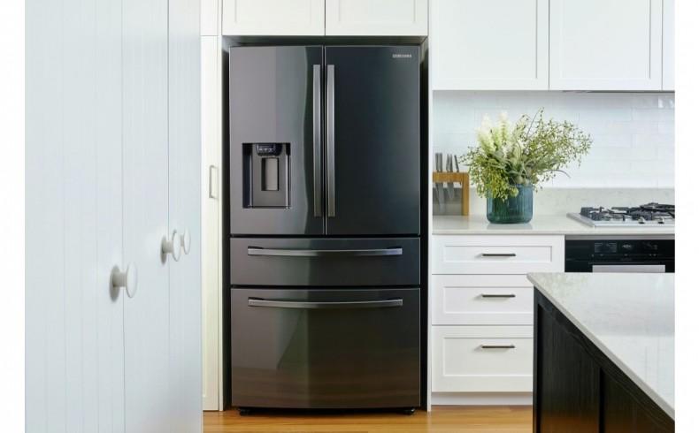 20190632C SAMSUNG French door fridge