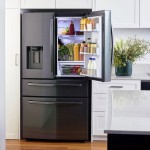 20190632D SAMSUNG French door fridge