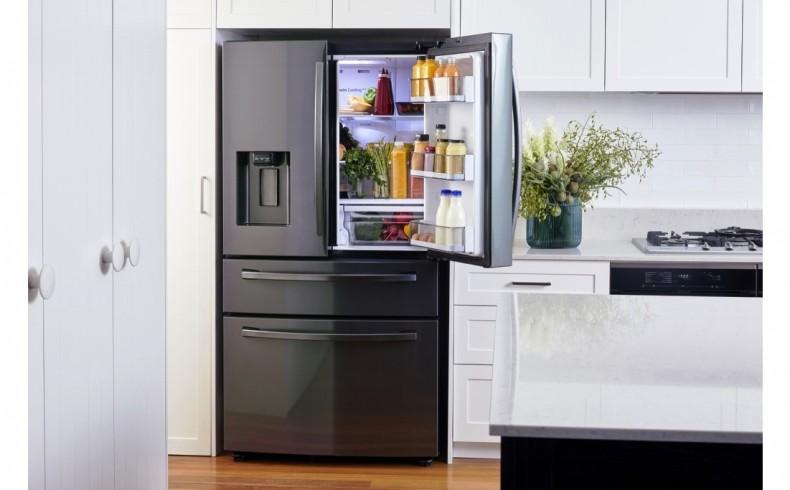 20190632D SAMSUNG French door fridge