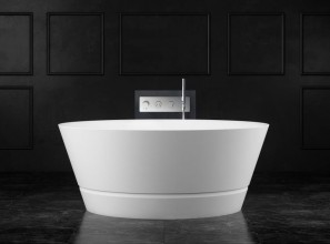 Luxury 1500mm circular bath available in many colours
