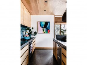 Kitchen refresh with Dulux Paints