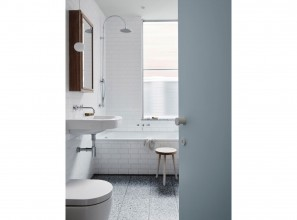 Bathroom refresh with Dulux Paints