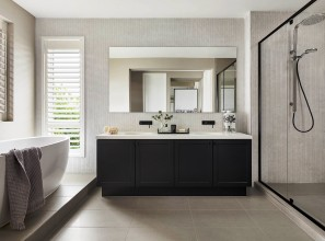 What makes the ultimate master ensuite in a home?