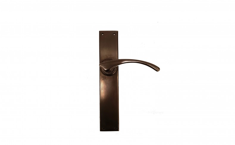 20190651B MEMORY LANE Melbourne handle in Antique Bronze finish