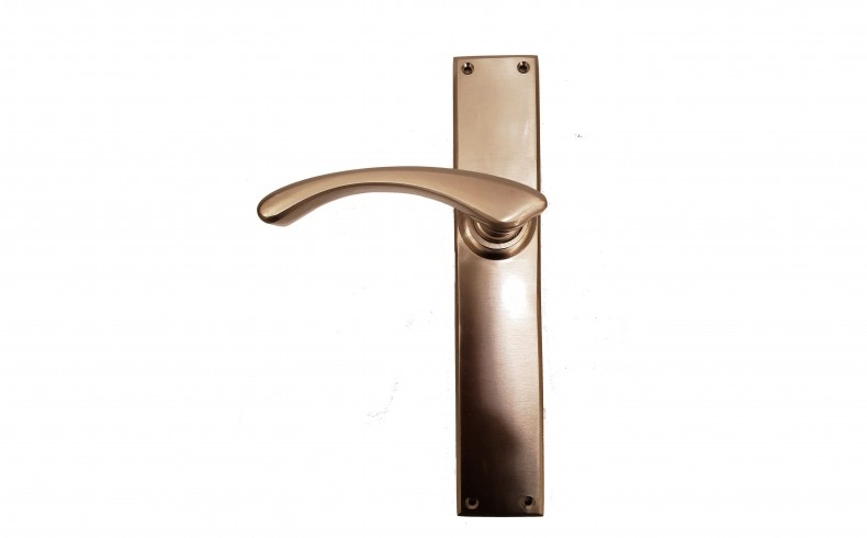 20190651D MEMORY LANE Melbourne Handle in brushed nickel