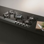 20190805B 02 Fisher & Paykel CG905DNGGB1 Gas on Glass Cooktop 90cm 5 Burner $1949