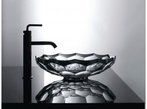 Artist-inspired bathroom basins