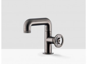 Industrial-style tapware for the bathroom