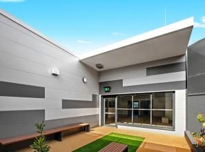 CSR Cemintel's fibre cement facade system certified in Australia