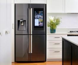 825-litre Samsung fridge