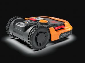 Robotic lawnmower