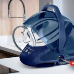 20190831A Tefal Pro Express Ultimate Care steam generator - GV9553