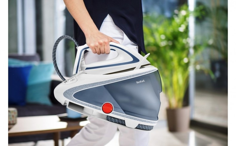 20190831B Tefal Pro Express Ultimate steam generator - GV9533